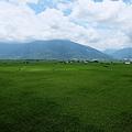 好山好綠好稻田