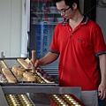 萬丹紅豆餅製作(黃家)