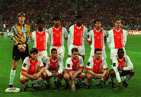 1995年的AJAX