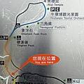 硬漢嶺步道Map