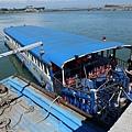 提供散客服務的觀光船