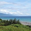 遙望台東海岸都蘭山