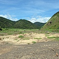塔瓦溪出海口河谷枯水期
