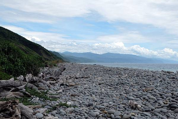 阿朗壹古道海岸風景