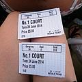 Ticket Resale No.1 Court