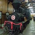 美國萊瑪18噸蒸汽火車頭