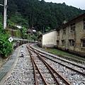 車庫與鐵道