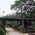 鄉道嘉117,木履寮鐵橋橫越