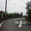 右彎後,瑞水公路將到達「一枝杉」