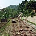 工作中的鐵路工程小組