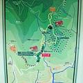 獨立山國家步道Map