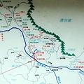 太極峽谷區域Map