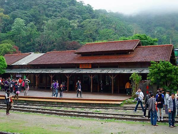 車埕木造車站