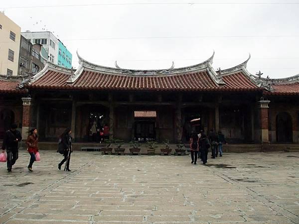 龍山寺五門殿