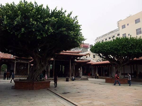 龍山寺院景