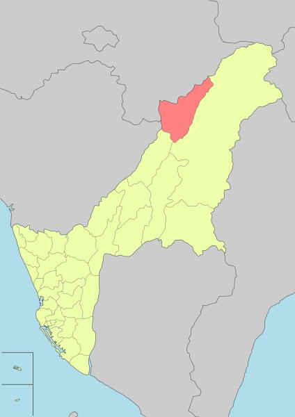 高雄市那瑪夏區Map