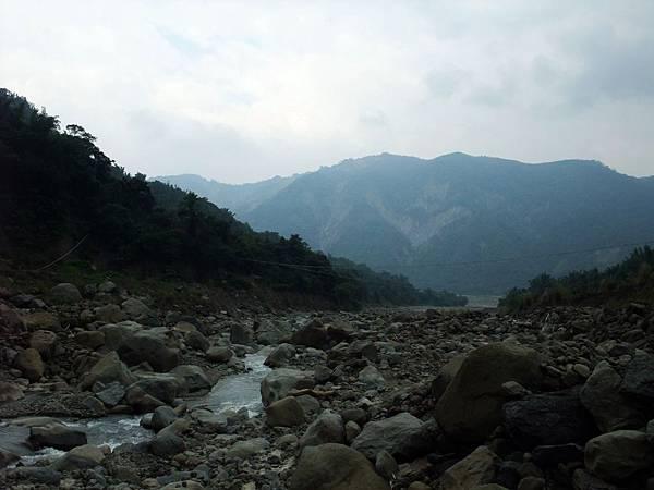 消失的小林村……