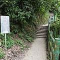 獨立山步道入口