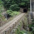 3號隧道入口,全長671公尺
