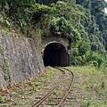 5號隧道出口,全長267公尺,海拔631公尺