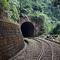 8號隧道出口,全長125公尺,海拔706公尺