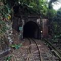 11號隧道入口,全長70公尺,海拔752公尺