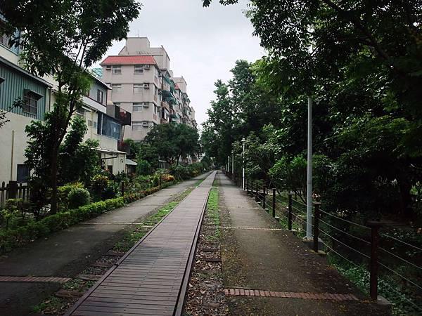 嘉油鐵馬道沿途風景
