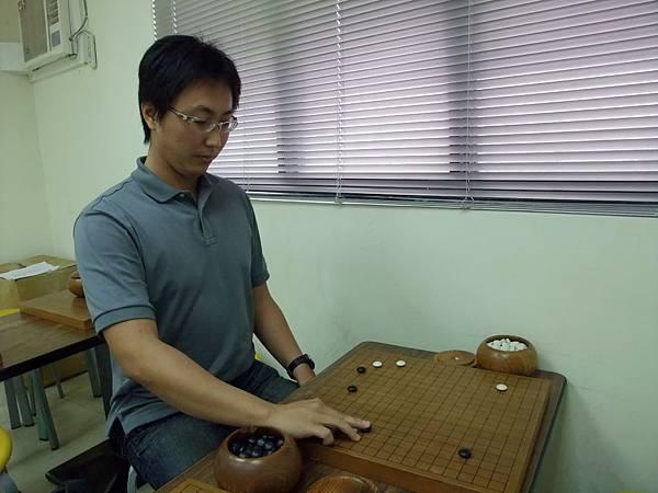 2009.03.01 圍棋升初段