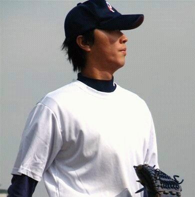 2006.12.17 My Baseball Career Shot