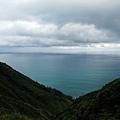 秋,太平洋