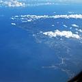 鳥瞰北海岸