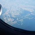 鳥瞰台南安平港