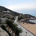 芹壁村與海灘