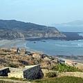 東犬山下的海邊有福正村