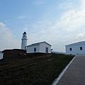 東犬燈塔與白毛城