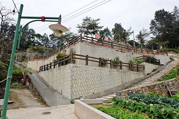 西尾村景觀台