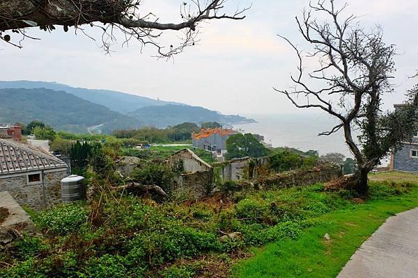 鳥瞰西尾村下