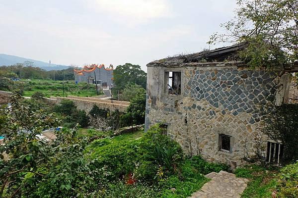 結合古老與自然的西尾村