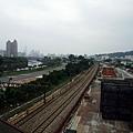 景觀1:縱貫線與鼓山新站