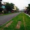 景觀3:西臨港線自行車道,鼓山端起點