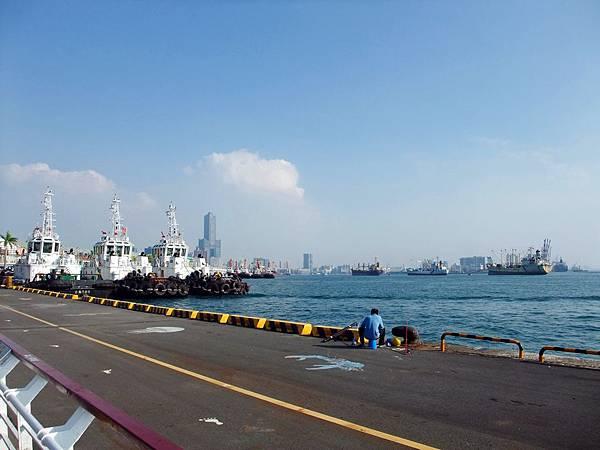 景觀2:港邊風情