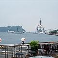 景觀3:旗津海峽、高雄港出海口