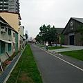 景觀4:舊倉庫旁的環狀主線遺跡