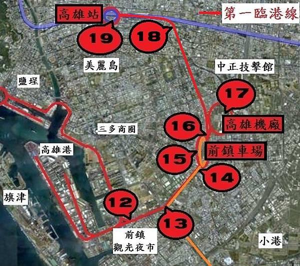 第一臨港線Map泡泡2