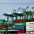 貨櫃:大型海運的興起