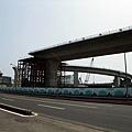 景觀6:高雄港聯外高架道路興建工程