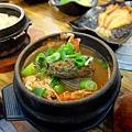 海鮮石鍋湯