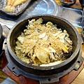 鮑魚石鍋拌飯