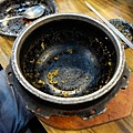 石鍋拌飯完食的最佳典範