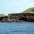東南側的海岸峭壁